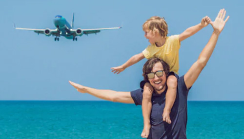 Best Travel Insurance Dad and Son